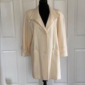 KRISTEN BLAKE | 100% Merino Wool Jacket